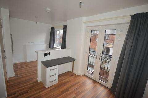 Studio to rent - Clyde Court, Erskine Street, Leicester