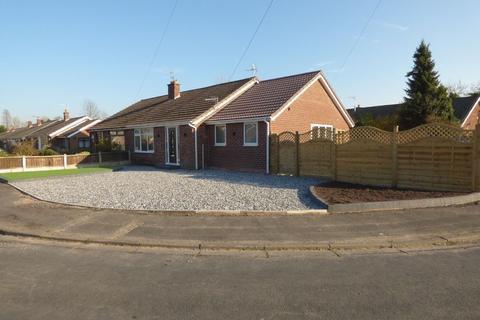 3 bedroom semi-detached bungalow for sale - St. Brides Close, Warrington