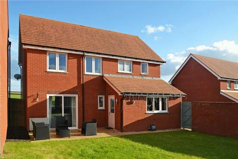 4 bedroom detached house for sale - Roman Way, Exeter