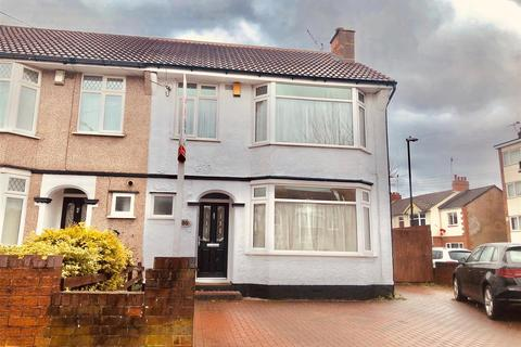3 bedroom end of terrace house to rent - Barkers Butts Lane, Coventry