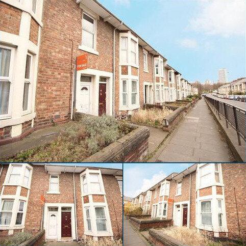 4 bedroom maisonette for sale - Warwick Street, Heaton, Newcastle Upon Tyne