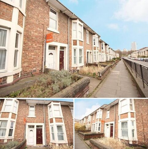 4 bedroom maisonette for sale - Warwick Street, Heaton, Newcastle Upon Tyne