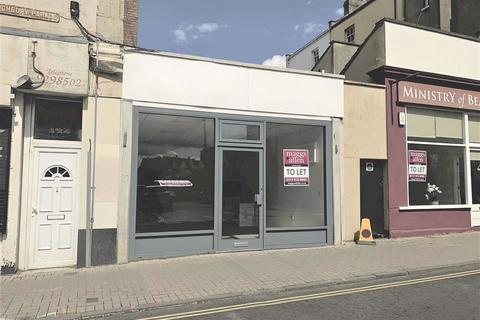 Retail property (high street) to rent - St Michaels Hill, Kingsdown, Bristol