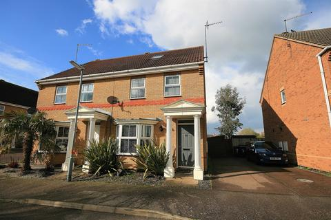 4 bedroom semi-detached house for sale - Gateway Close, Wootton, Northampton, NN4