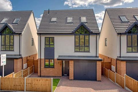 4 bedroom detached house for sale - Plot 2, 116, Clark Road, Compton, Wolverhampton, WV3