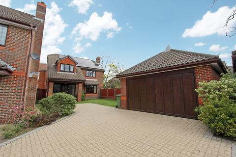 4 bedroom detached house for sale - Hill Farm Road, Southampton, SO15