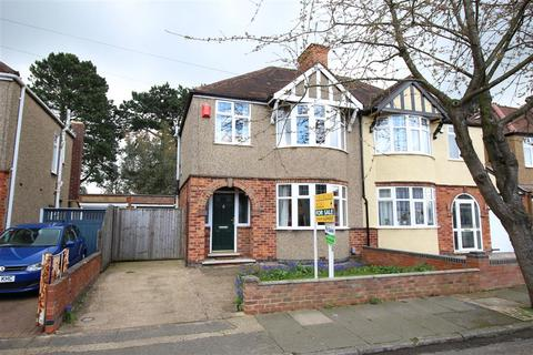 3 bedroom semi-detached house for sale - Bush Hill, The Headlands, Northampton