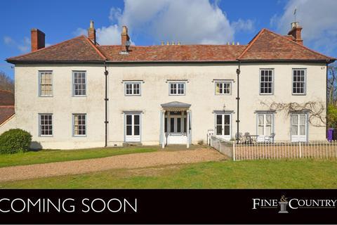 5 bedroom manor house for sale - Radwell Lane, Radwell, Baldock, SG7