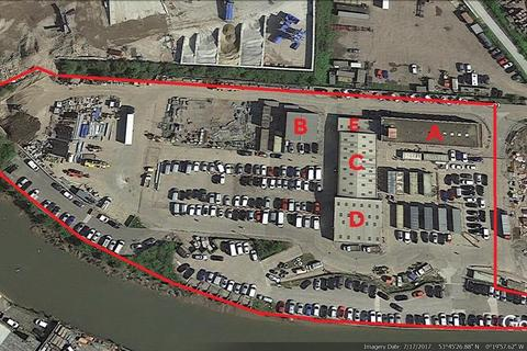 Industrial unit to rent - Spencer's Depot, Dalton Street, Hull, East Yorkshire, HU8