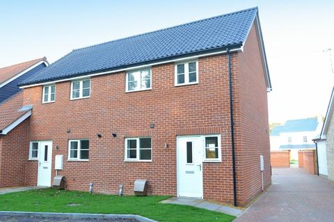 1 bedroom end of terrace house for sale - Boundary Oaks, Off London Road, Capel St. Mary, IP9 2FL