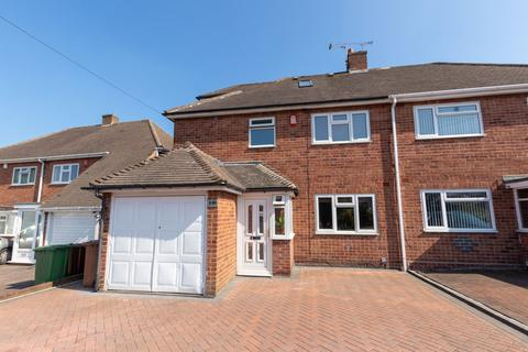 4 bedroom semi-detached house for sale - Hobs Moat Road, Solihull