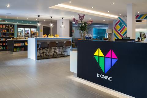 Studio to rent - Smart Studio, Iconinc, Glassworks Cardigan Road, HydePark