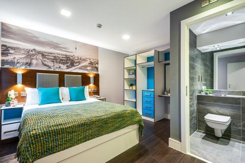 Studio to rent - Grande Apartment, Iconinc, The Edge 4 Westfield Road, University