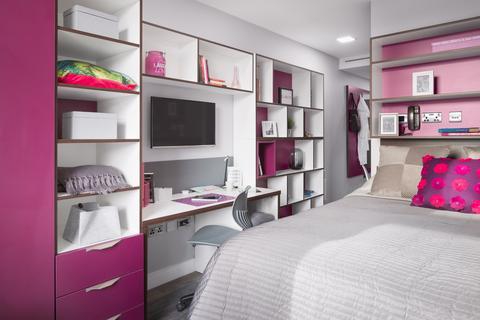 Studio to rent - Elegance Studio, Iconinc, The Ascent Renshaw Street, Liverpool, CityCentre
