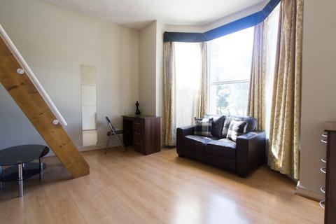 Studio to rent - Flat 1, 3 Moor View, HydePark