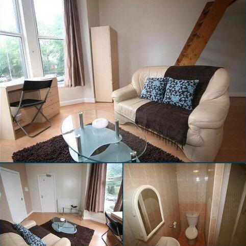 Studio to rent - Flat 1, 2 Moor View, HydePark