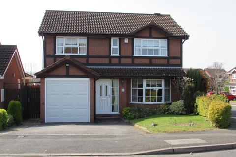 4 bedroom detached house for sale - Winthorpe Drive, Solihull