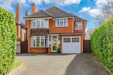 4 bedroom detached house for sale - Station Road, Knowle