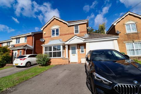 4 bedroom detached house for sale - Youghal Close, Pontprennau, Cardiff