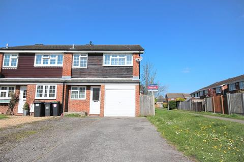 3 bedroom end of terrace house to rent - Ampfield Road, Throop