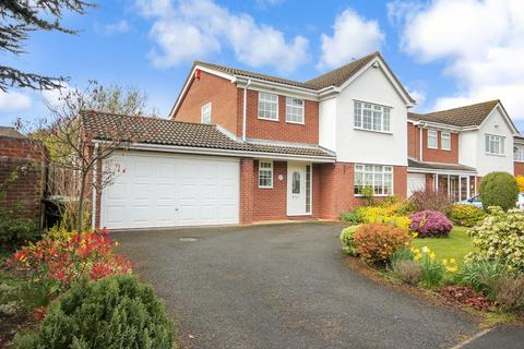 4 bedroom detached house for sale - De Moram Grove, Solihull