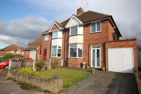 3 bedroom semi-detached house for sale - Onslow Crescent, Solihull