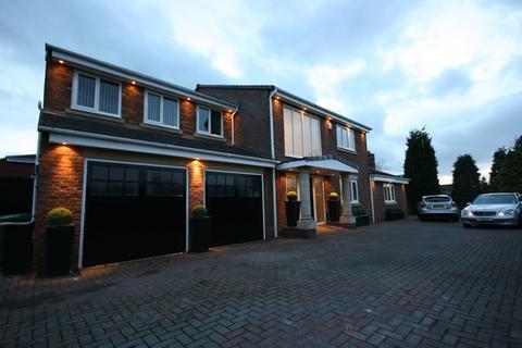 4 bedroom detached house to rent - Stonehaugh Way, Darras Hall, Ponteland