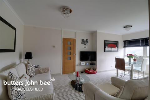 2 bedroom flat for sale - Willow Court, Abbey Road, Macclesfield