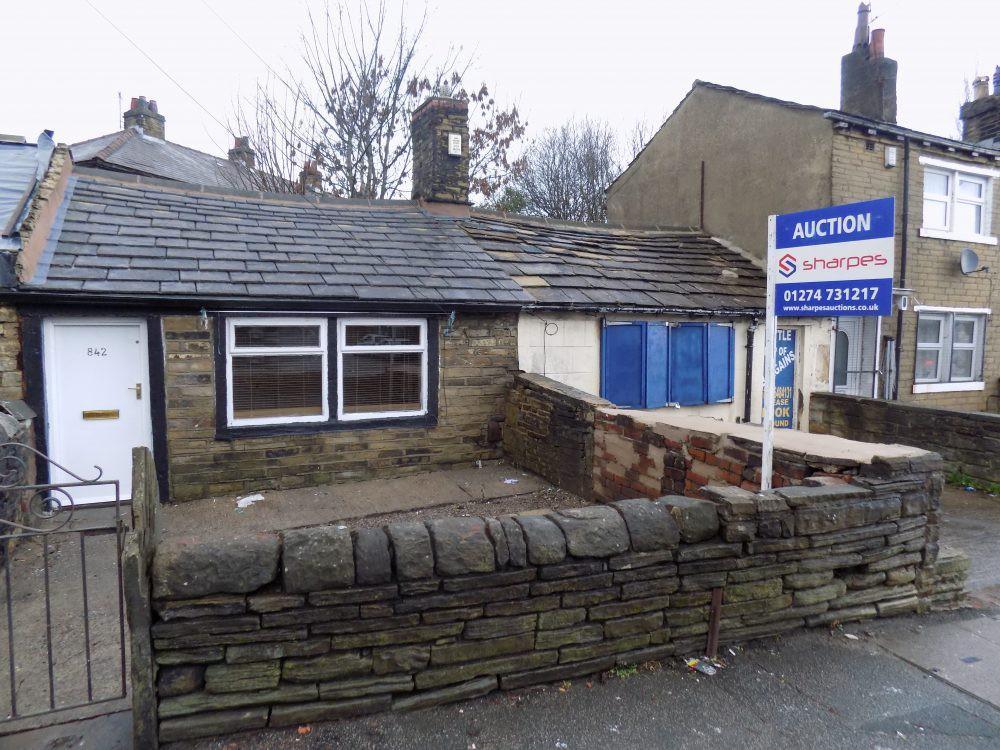 Yorkshire Terrace: Little Horton Lane, Little Horton, BD5 1 Bed Bungalow