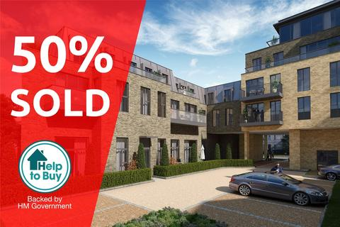 2 bedroom apartment for sale - Apartment 4, 3 Lennox Road, Worthing, West Sussex, BN11