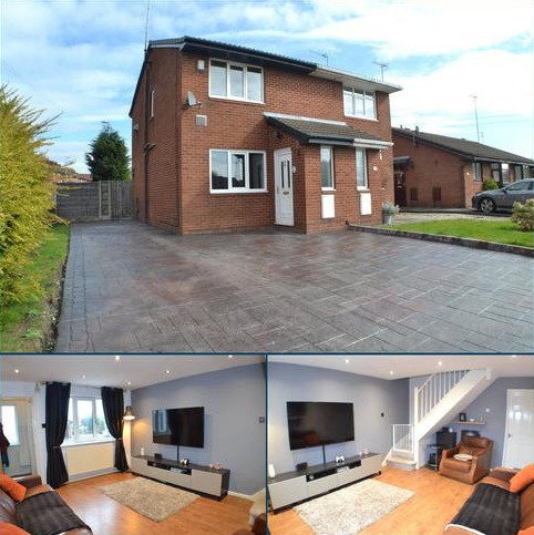 2 bedroom semi-detached house to rent - Violet Way, Mills Hill, Middleton, Manchester, M24