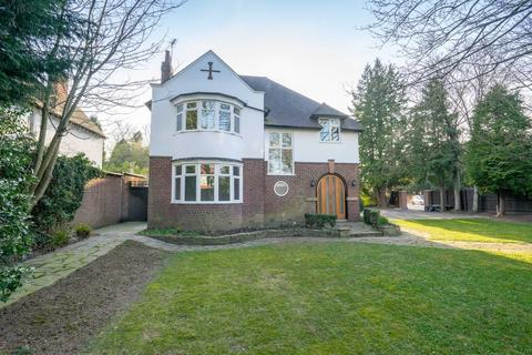 4 bedroom detached house for sale - London Road, Stoneygate, Leicester