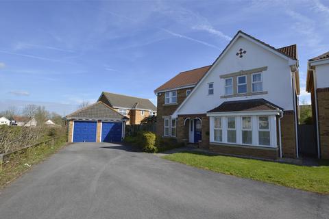 4 bedroom detached house for sale - Blackberry Drive, Frampton Cotterell, BRISTOL, BS36 2SL