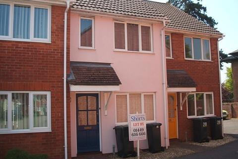 2 bedroom terraced house to rent - Thurlow Court, Stowmarket, Suffolk IP14