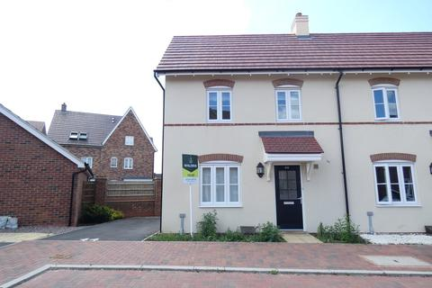 2 bedroom end of terrace house to rent - Baker Drive, Kempston