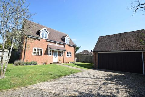 4 bedroom detached house for sale - Lucerne Drive, Stadhampton