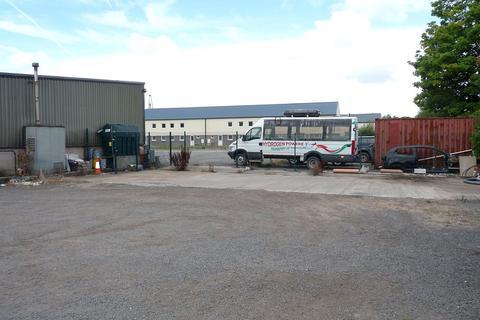 Land to rent - Ffrwdgrech Industrial Estate, Brecon, LD3