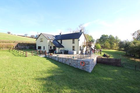 4 bedroom detached house for sale - Trallong, Brecon, LD3