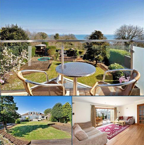 6 bedroom detached house for sale - Redcliffe Road, Torquay, Devon, TQ1