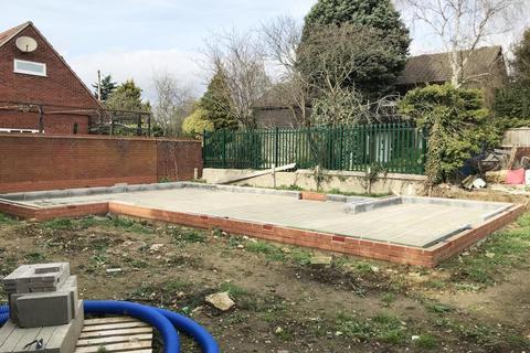 Plot for sale - Land Rear Of 28 Royston Avenue, Orton Longueville, Peterborough