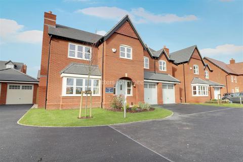 5 bedroom detached house for sale - Brereton Grange
