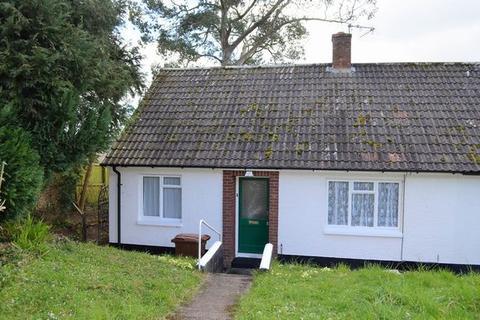 2 bedroom bungalow to rent - Bradninch