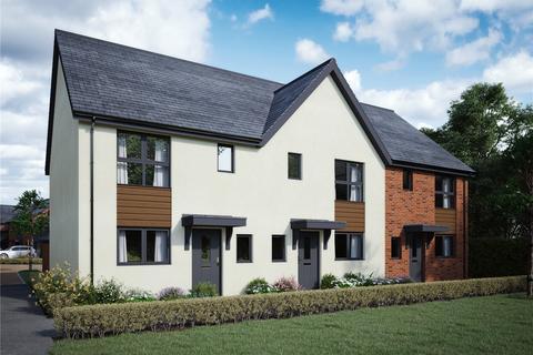 3 bedroom semi-detached house for sale - Plot 2, White Cross Park, Sanders Lea, Cheriton Fitzpaine, EX17
