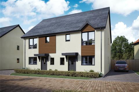 3 bedroom semi-detached house for sale - Plot 10, White Cross Park, Sanders Lea, Cheriton Fitzpaine, EX17