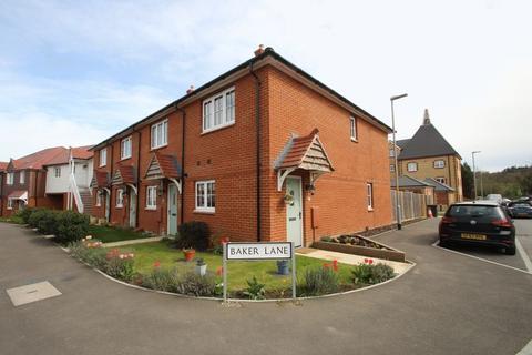 2 bedroom end of terrace house for sale - Baker Lane, Tonbridge
