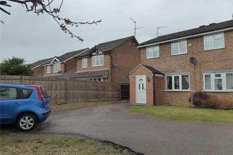 2 bedroom semi-detached house for sale - Sandover, East Hunsbury, Northampton, Northamptonshire, NN4