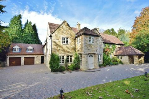 6 bedroom detached house for sale - Runnymede Road, Darras Hall, Ponteland, Newcastle upon Tyne