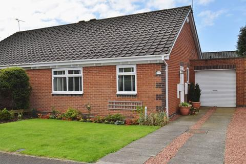 2 bedroom semi-detached bungalow for sale - Paddock Hill, Ponteland, Newcastle upon Tyne