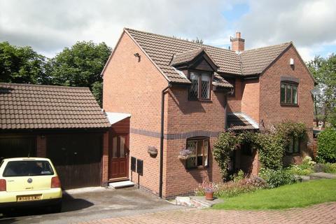 4 bedroom detached house to rent - Tabley Gardens, Marple