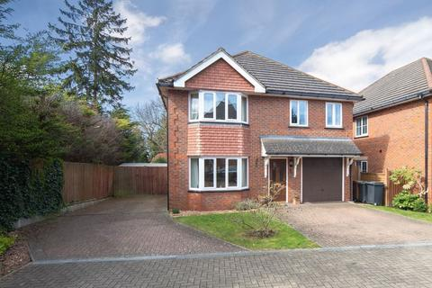 5 bedroom detached house for sale - Stunning 5 bed detached close to Old Bedford Road in a private cul de sac